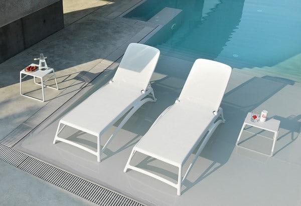 Chaises longues et mobilier extérieur Nardi