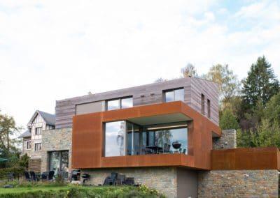 Nouvelle construction Alain Rosen à Malmedy