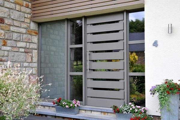 Nouveaux châssis de porte et de fenêtre à Waimes