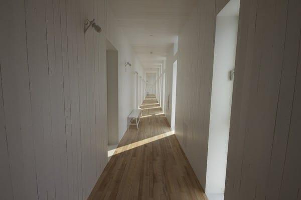 Parquet couloir Alain Rosen