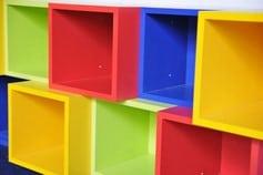 Mobilier sur mesure pour l'école maternelle de Malmedy