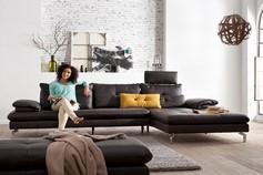 Canapé à Malmedy - Ewald Schillig / Alain Rosen