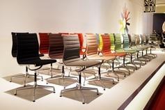 Chaises de bureau Vitra (Malmedy - Alain Rosen)