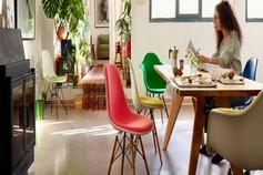 Vitra: table et chaises Malmedy
