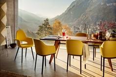 Vitra: table et chaises