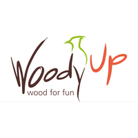 Woody Up - Logo
