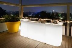 Bar lumineux - Slide