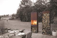 Barbecue Tole + rangement Tole