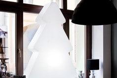 Slide: décoration lumineuse (Alain Rosen - Malmedy)