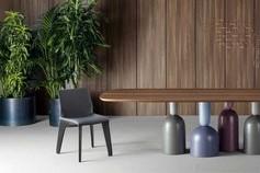 Table, chaises et déco Bonaldo