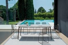 Tables & chaises (mobilier d'extérieur) EMU