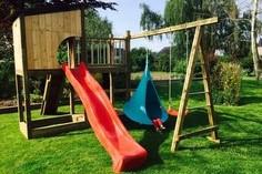 Module de jeux belge pour enfant (Woody Up - Alain Rosen)