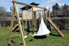 Module de jeux d'extérieur pour enfant Woody Up (Alain Rosen - Malmedy)