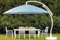 Parasol + mobilier de jardin | Sun Garden