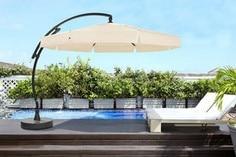 Parasol et meubles de jardin Sun Garden