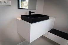 Mobilier pour salle de bains - Alain Rosen