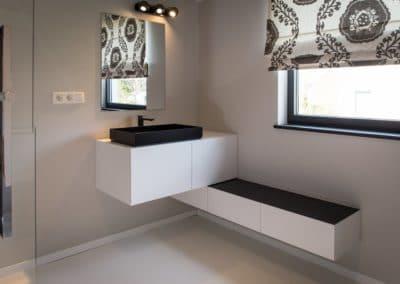 Mobilier de salle de bains (Alain Rosen)