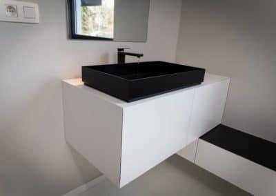Mobilier de salle de bains (Spa)