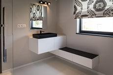 Mobilier sur mesure - Salle de bains