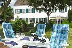 Table et chaises longues de jardin Sun Garden