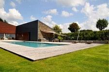 Terrasse en bois (menuiserie extérieure) - Alain Rosen
