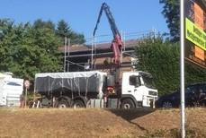 Rénovation de toiture - Alain Rosen (Malmedy)