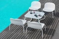 Sun Garden - Tables et chaises de jardin chez Alain Rosen (Malmedy)