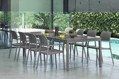 Parasol et mobilier de jardin Sun Garden (Alain Rosen)