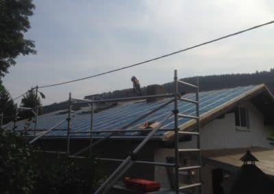 Isolation et rénovation toiture