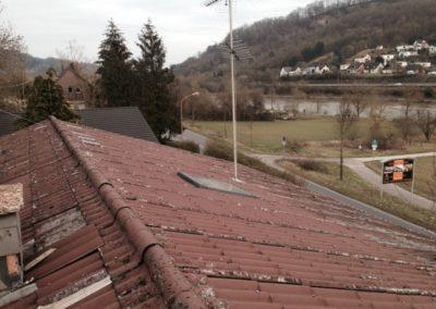 Isolation rénovation toiture