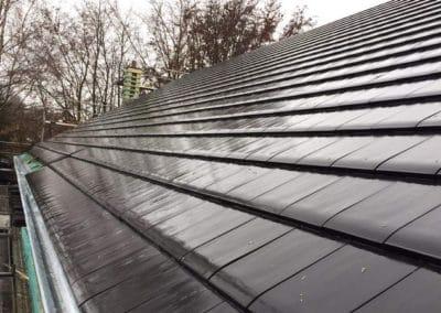 Nouvelle toiture Malmedy