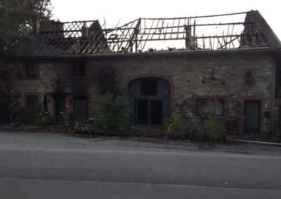 Rénovation toiture à Malmedy
