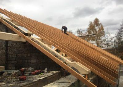 Rénovation toitures