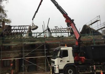 Rénovation toitures Malmedy
