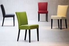 Chaises design Jan Kurtz