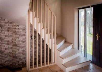 Menuiserie intérieure escalier