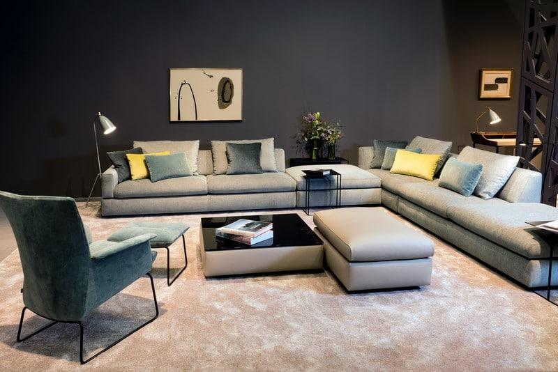 Jori: canapé + divan