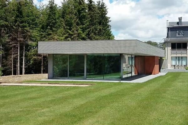 Annexe maison + toiture - Alain Rosen (Malmedy)