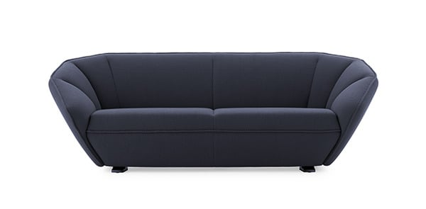 Divan bleu de la marque Pode