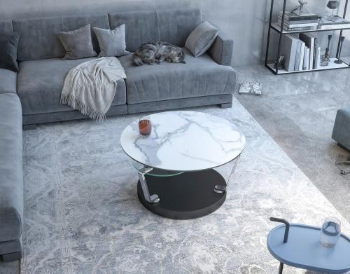 Table basse et canapé Akante