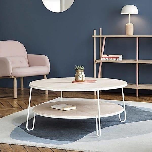 Table Eugénie de la marque Hartô