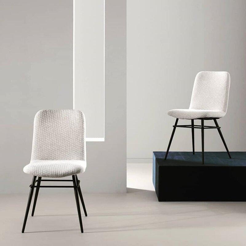Chaises blanches design - Unic Design
