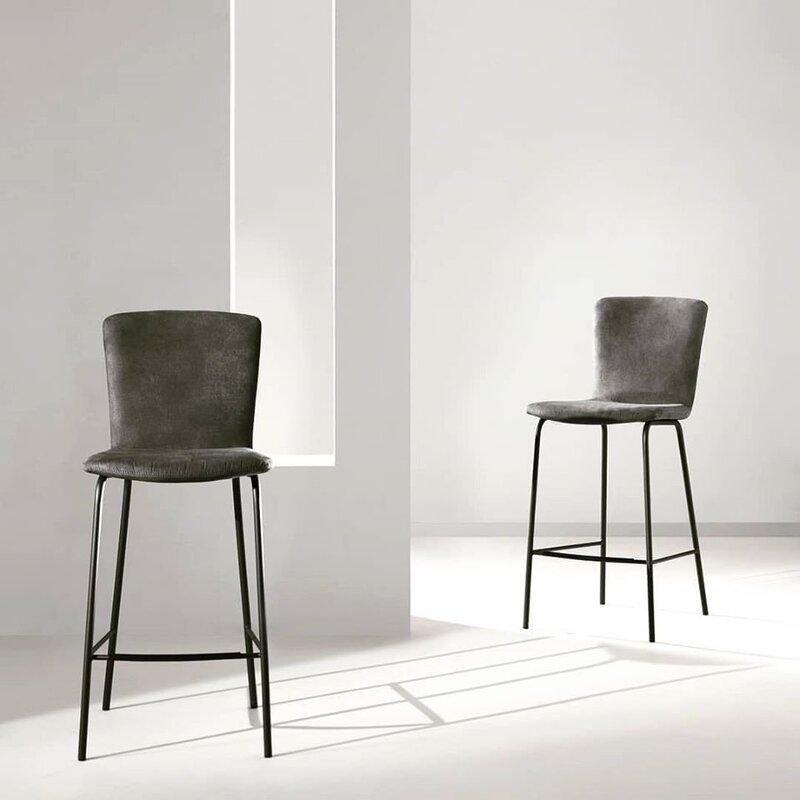 Chaises noires design - Unic Design