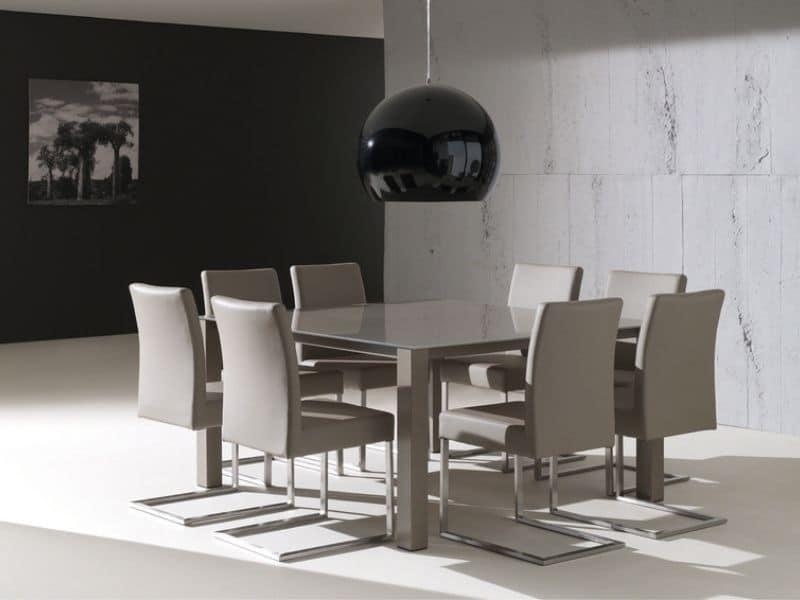 Chaises et table design - Unic Design