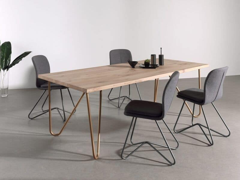 Table design de la marque Unic Design