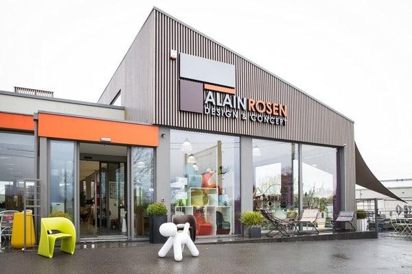 Magasin Alain Rosen à Malmedy (Liège)