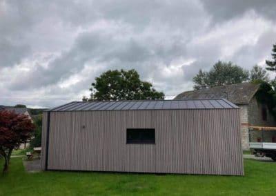 Rénovation d'une toiture - Bungalow