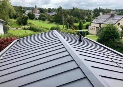 Rénovation d'une toiture - Alain Rosen à Malmedy